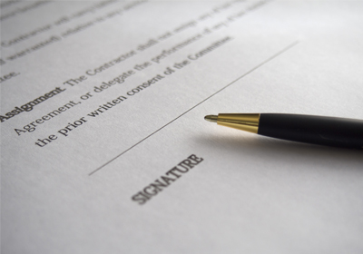 2.Rough Estimate, Contract Conclusion, Payment